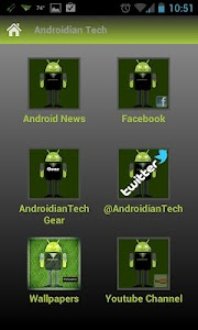 Androidian Tech screenshot 0