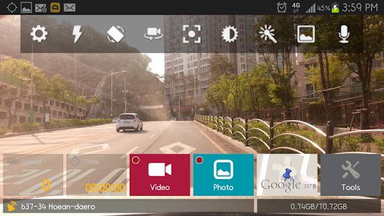 AutoBoy Blackbox - Dash Cam - screenshot thumbnail