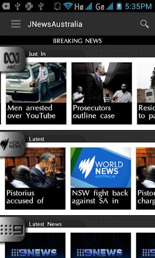 JNewsAustralia