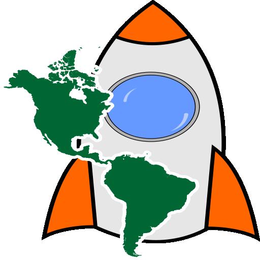 MAPA DE PAISES DE AMERICA 教育 App Store-愛順發玩APP