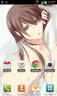 Hentai Live Wallpaper - screenshot thumbnail