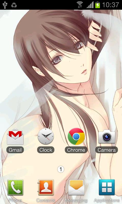 Hentai Live Wallpaper - screenshot