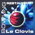 Bowling Restaurant Le Clovis icon