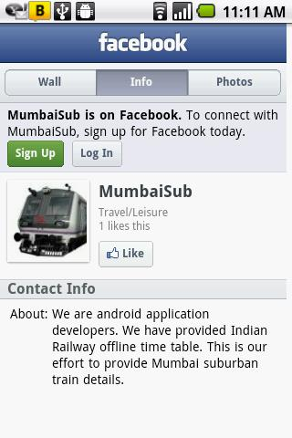 MumbaiSub - screenshot