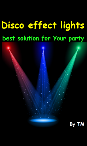 Free disco effect lights