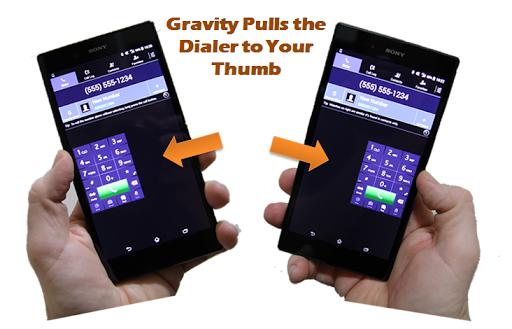 Gravity Dial