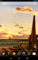 Screenshot of My Beach HD Free