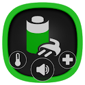Battery Watch - Funny Voices icon