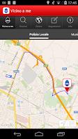 Screenshot of Pronto Polizia Locale