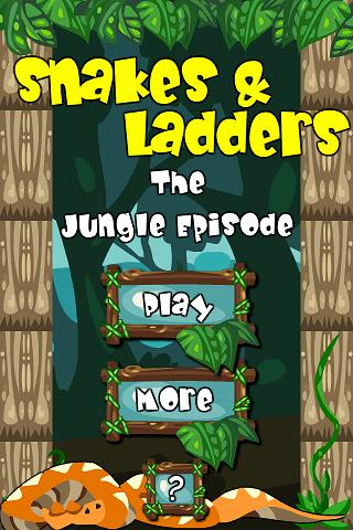 Snakes & Ladders - Jungle - screenshot