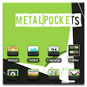 MetalPockets GO Launcher EX logo