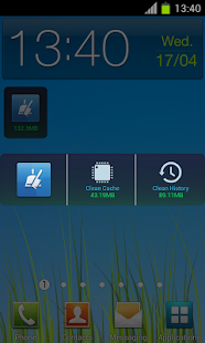 AVG Memory & Cache Cleaner - screenshot thumbnail