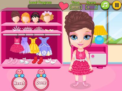 Baby Beauty Pageant 角色扮演 App-愛順發玩APP