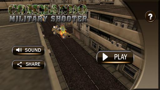 Commando Military Shooter