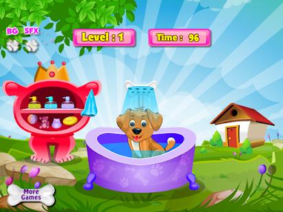 玩休閒App|一天,小狗女孩遊戲免費|APP試玩