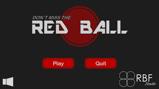 Don't Miss The Red Ball