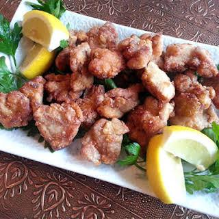 Japanese Fried Chicken – Chicken Karaage ( とり からあげ).