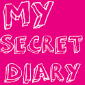 My Pink Secret Diary Decoy WDP logo
