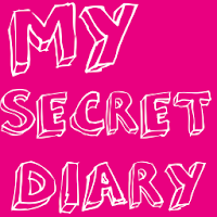 My Pink Secret Diary Decoy WDP 6