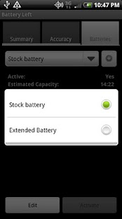 Battery Left PRO- screenshot thumbnail