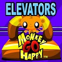Monkey GO Happy Elevators icon