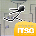Stickman Runner icon