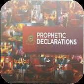 ICGC Prophetic Declarations