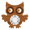 Owl Clock Widget [Free]