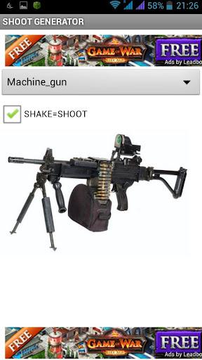 ジェネレータショットの武器サウンド|玩娛樂App免費|玩APPs