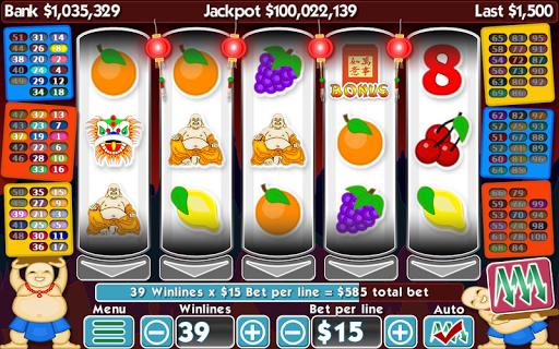 Lucky Buddha Slots