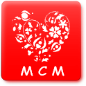 My menstrual calculator logo
