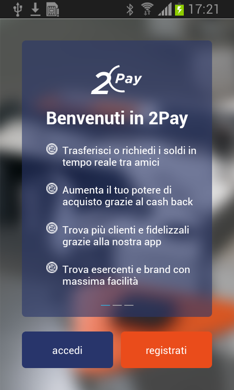 2Pay- screenshot