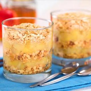 3-Step Apple Pie Trifle