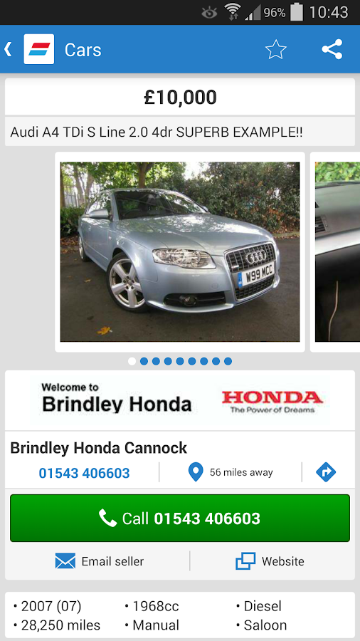 Auto Trader- screenshot