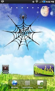 Spider Web doo-dad screenshot 1