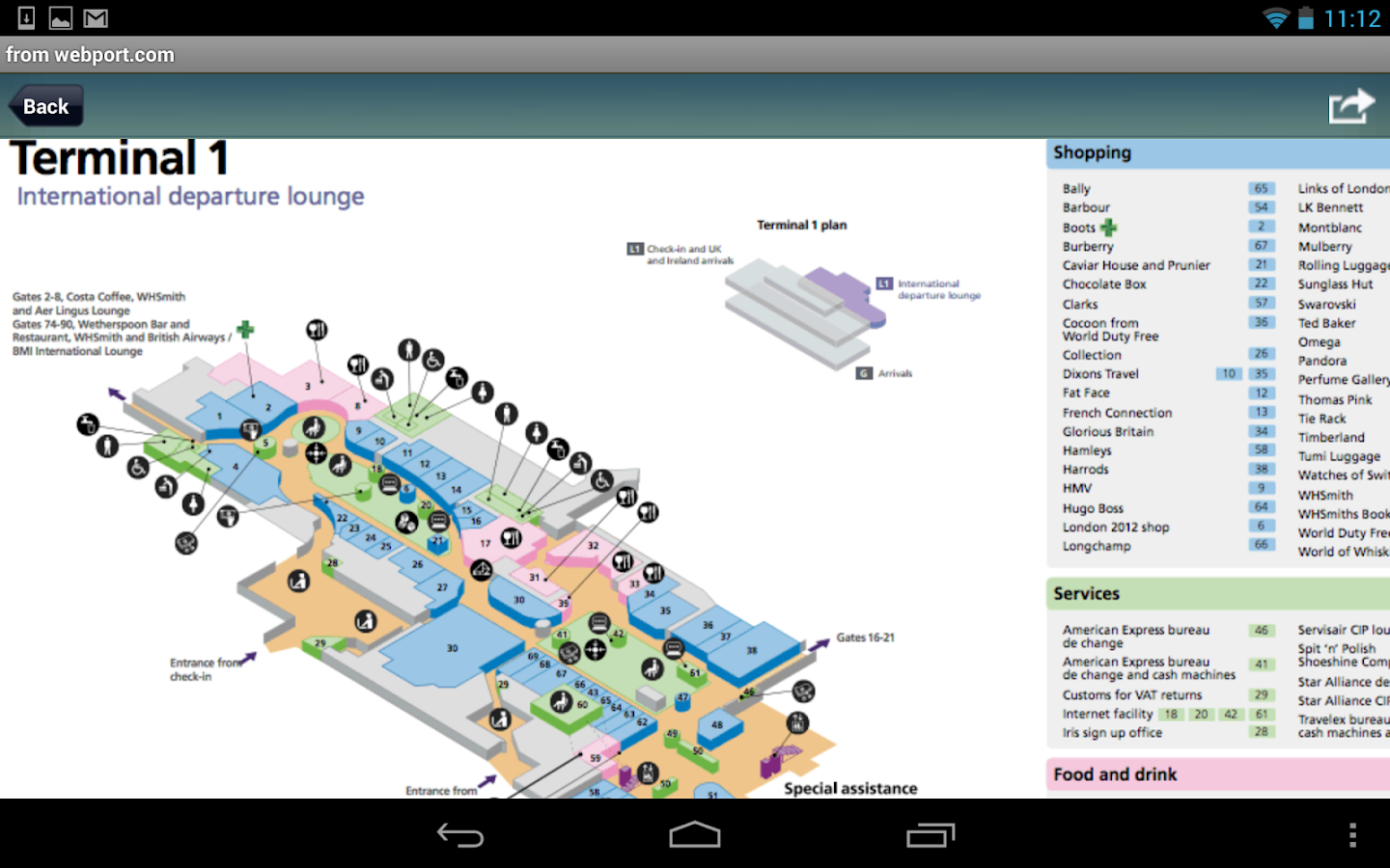 Heathrow Airport LHR Flight Tracker Android Apps on Google Play