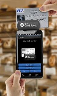 QuickBooks GoPayment - screenshot thumbnail
