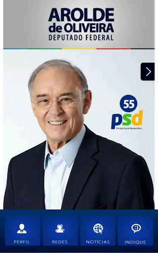 Deputado Arolde de Oliveira