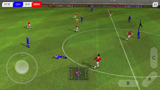 Dream League Soccer 2.07 APK