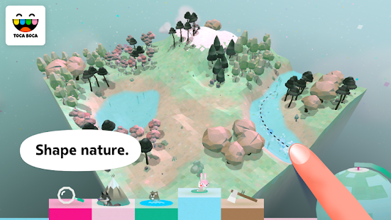 Toca Nature- screenshot thumbnail