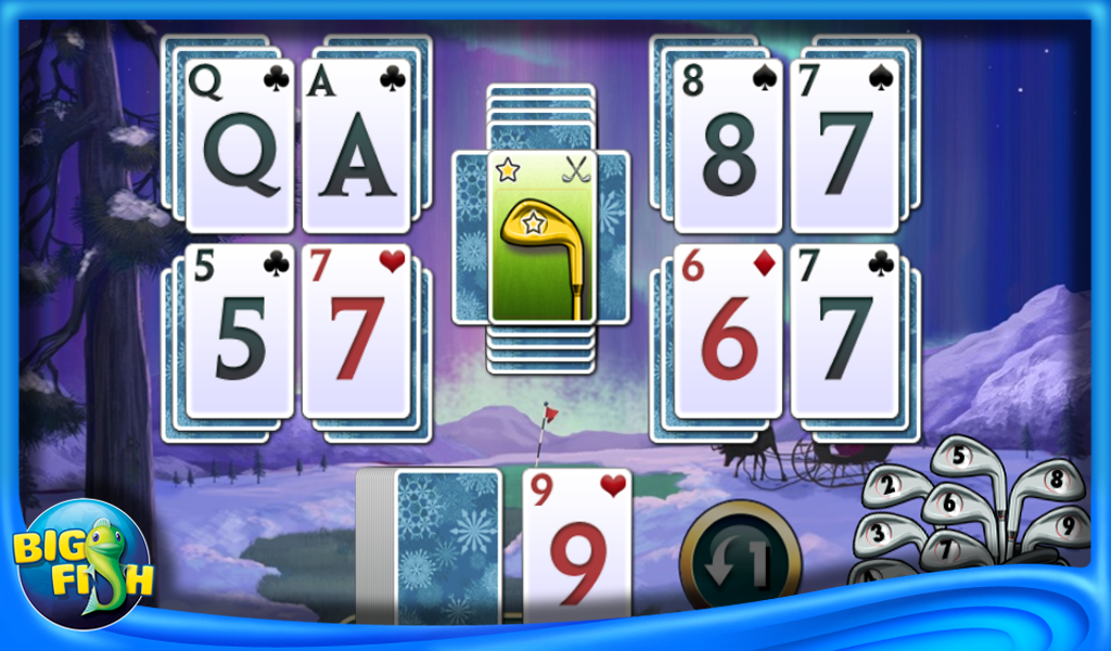 Fairway Solitaire - screenshot