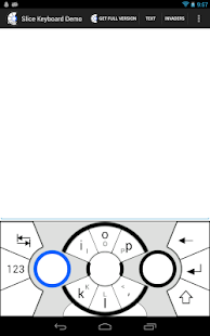 Slice Keyboard Demo- screenshot thumbnail