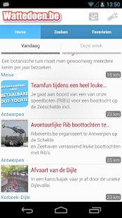 Wattedoen.be- screenshot thumbnail
