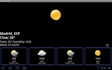 Smoked Glass Clock Widget 4.5.0 screenshot 201227