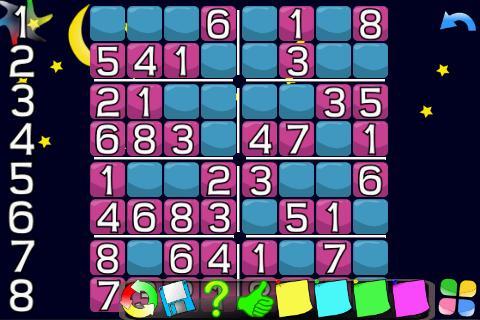 Art's Sudoku Donation- screenshot