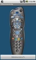 Screenshot of Codici Tv - telecomando Sky