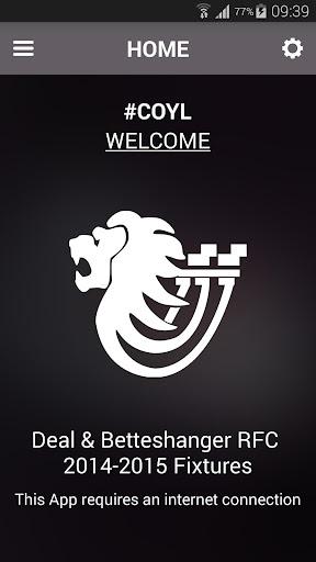 Deal Betteshanger RFC