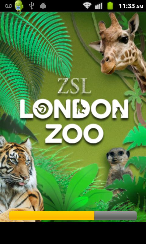 London Zoo - screenshot
