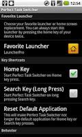 Screenshot of Perfect Task Switcher