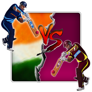 Cricket India Vs West Indies for PC and MAC